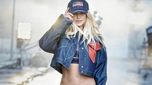 Britney Spears for Kenzo | Source: Courtesy