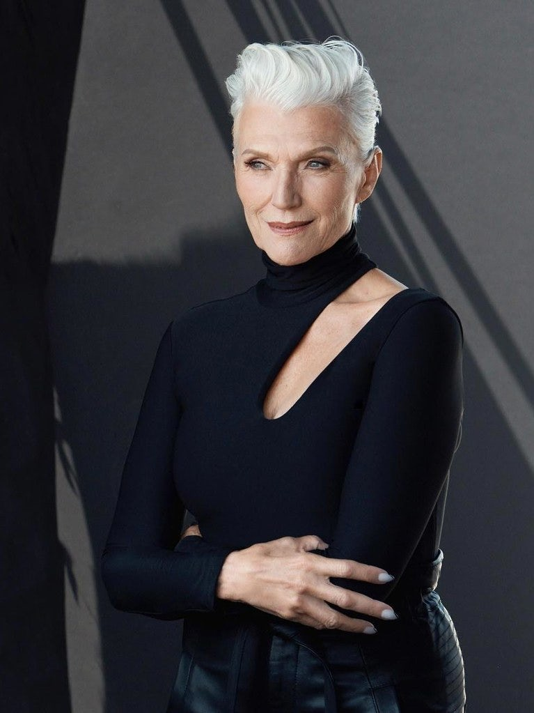Maye Musk for CoverGirl