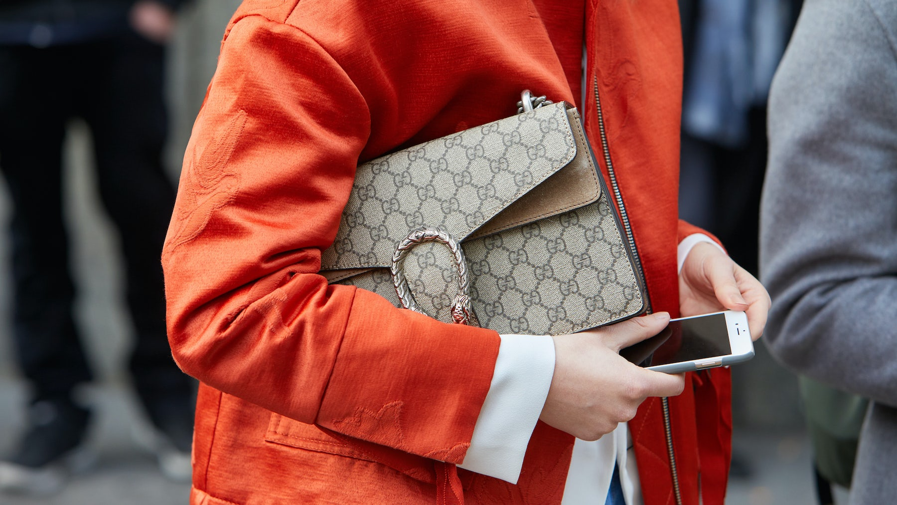 Gucci 'Dionysus' bag | Source: Shutterstock