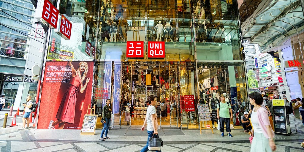 Uniqlo Ad Sparks Protest as South Korea-Japan Dispute Flares