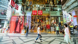 Uniqlo store | image: Shutterstock