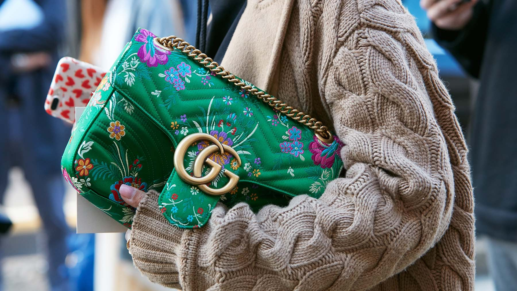 Gucci handbag | Source: Shutterstock