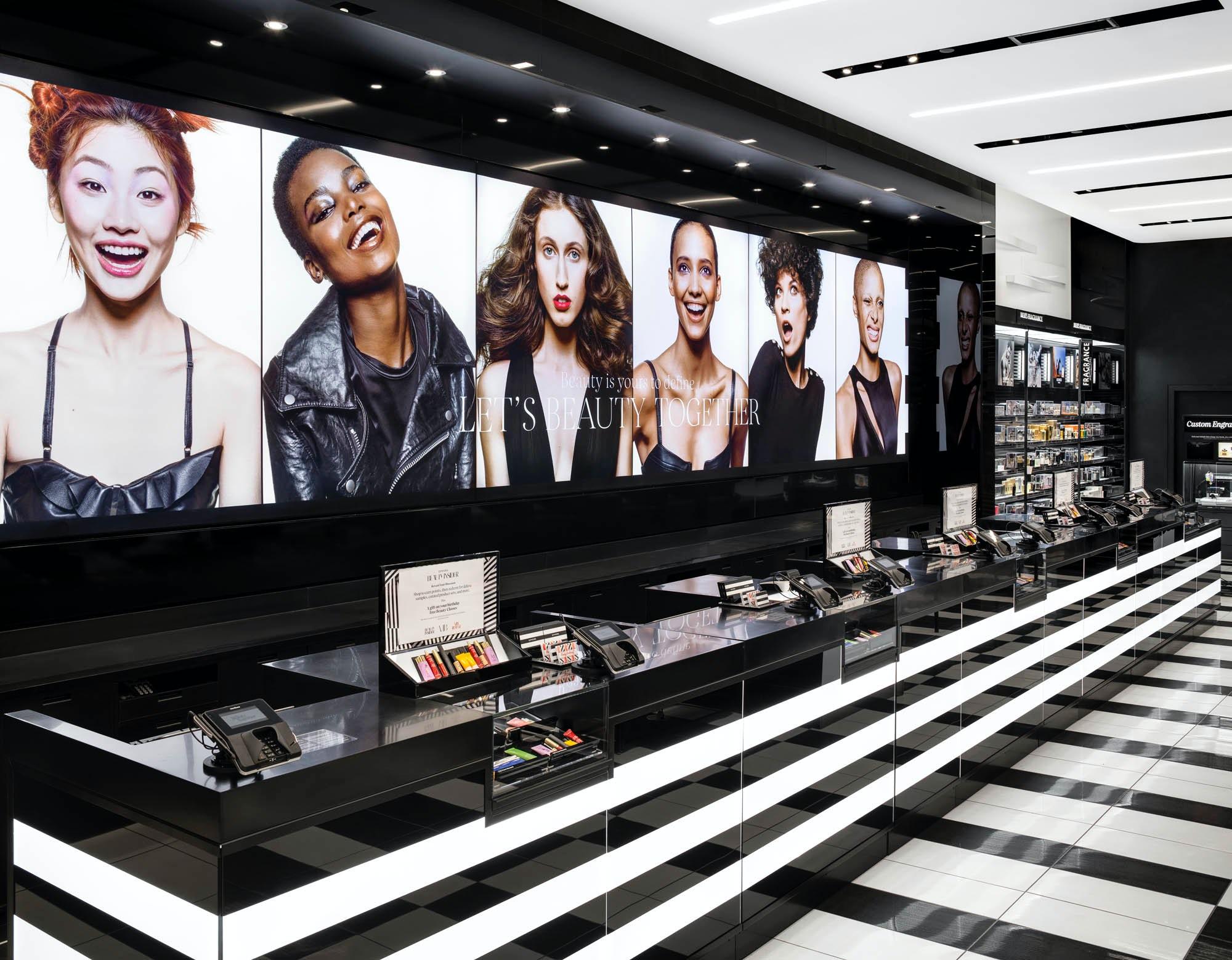 Inside a Sephora store | Source: Courtesy