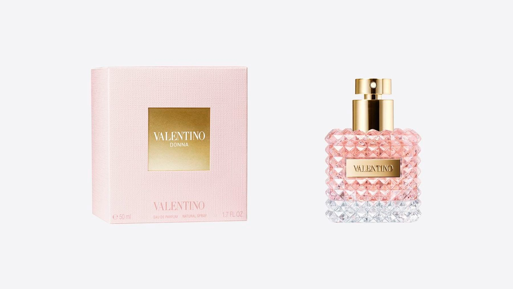 L'Oréal Wins Valentino Perfume and Beauty Licence