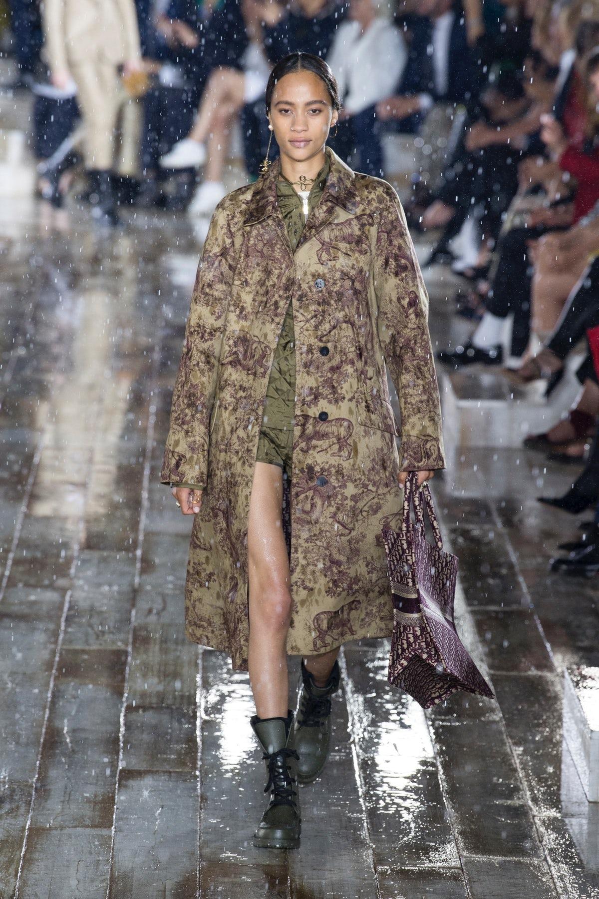 Dior's Haute Tomboys