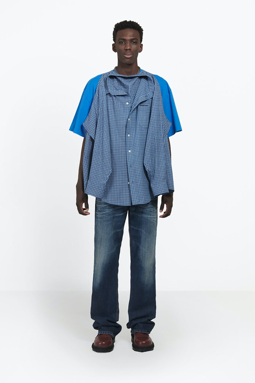 The $1,290 Balenciaga Shirt That Messed With the Internet
