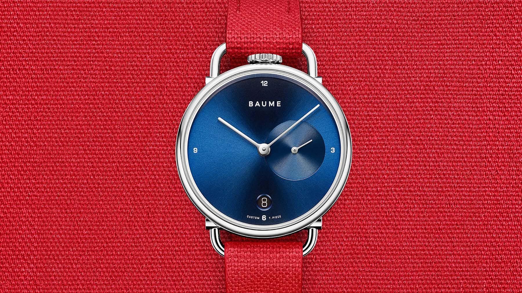 Richemont watch brand Baume | Source: Courtesy