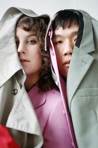 Diet Prada's Lindsey Schuyler and Tony Liu | Images: Camila Falquez for BoF