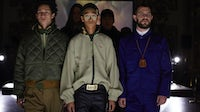 032c presentation at Pitti Uomo, Florence | Source: Courtesy