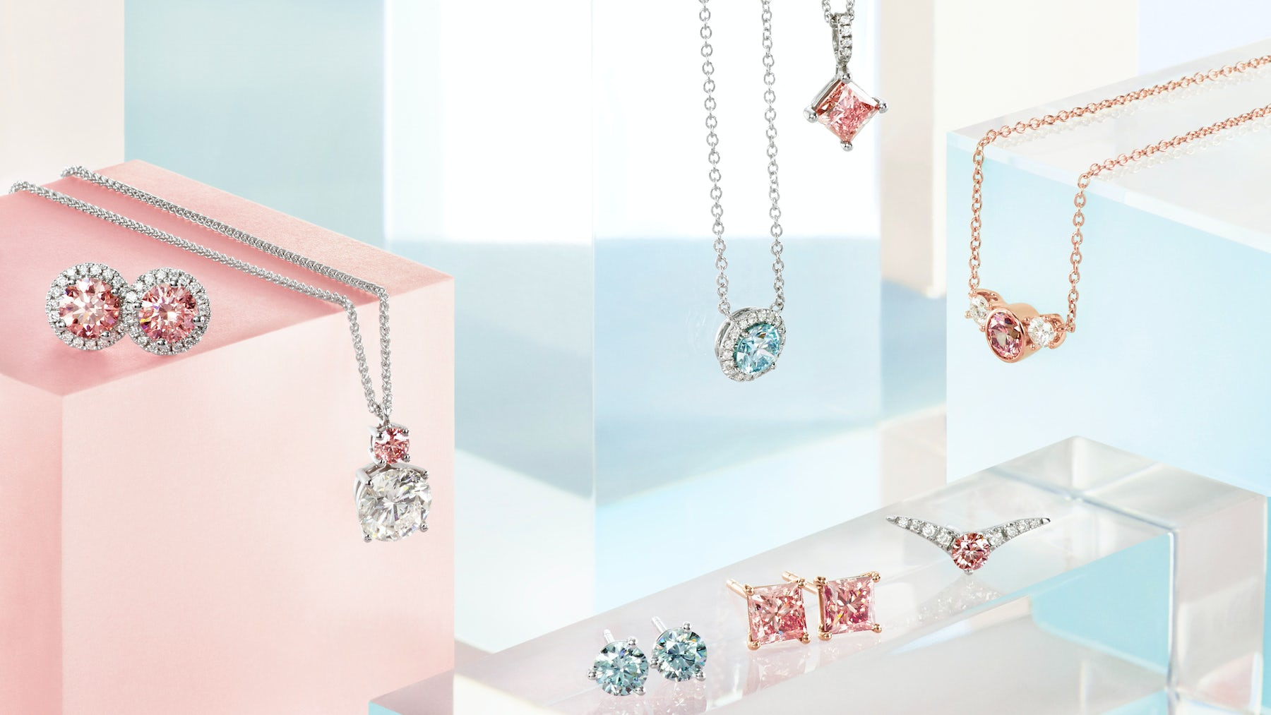 Jewellery from the new Lightbox line | Source: Courtesy