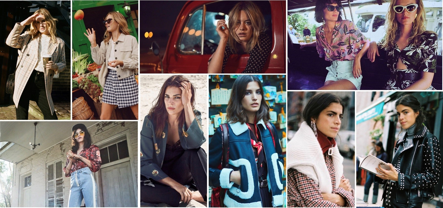 Images from the #MangoGirls campaign | Source: Courtesy