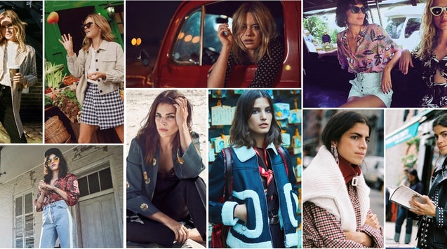 Images from the #MangoGirls campaign   Source: Courtesy