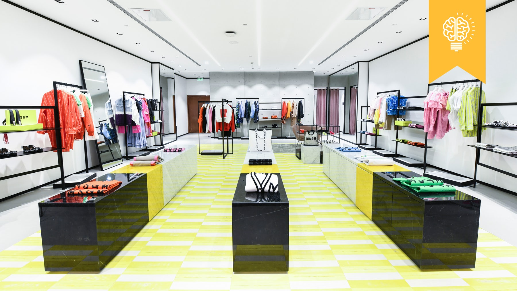 MSGM's new store in Beijing, China | Source: Courtesy
