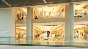 Zara store   Source: Courtesy