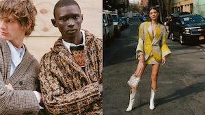 Matches Fashion Autumn/Winter 2018 lookbook | Photos: Clément Pascal and Mark Rabadan