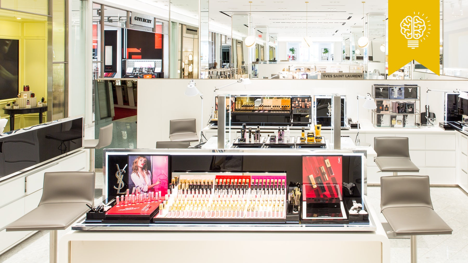 Can Revamped Beauty Floors Save Department Stores?