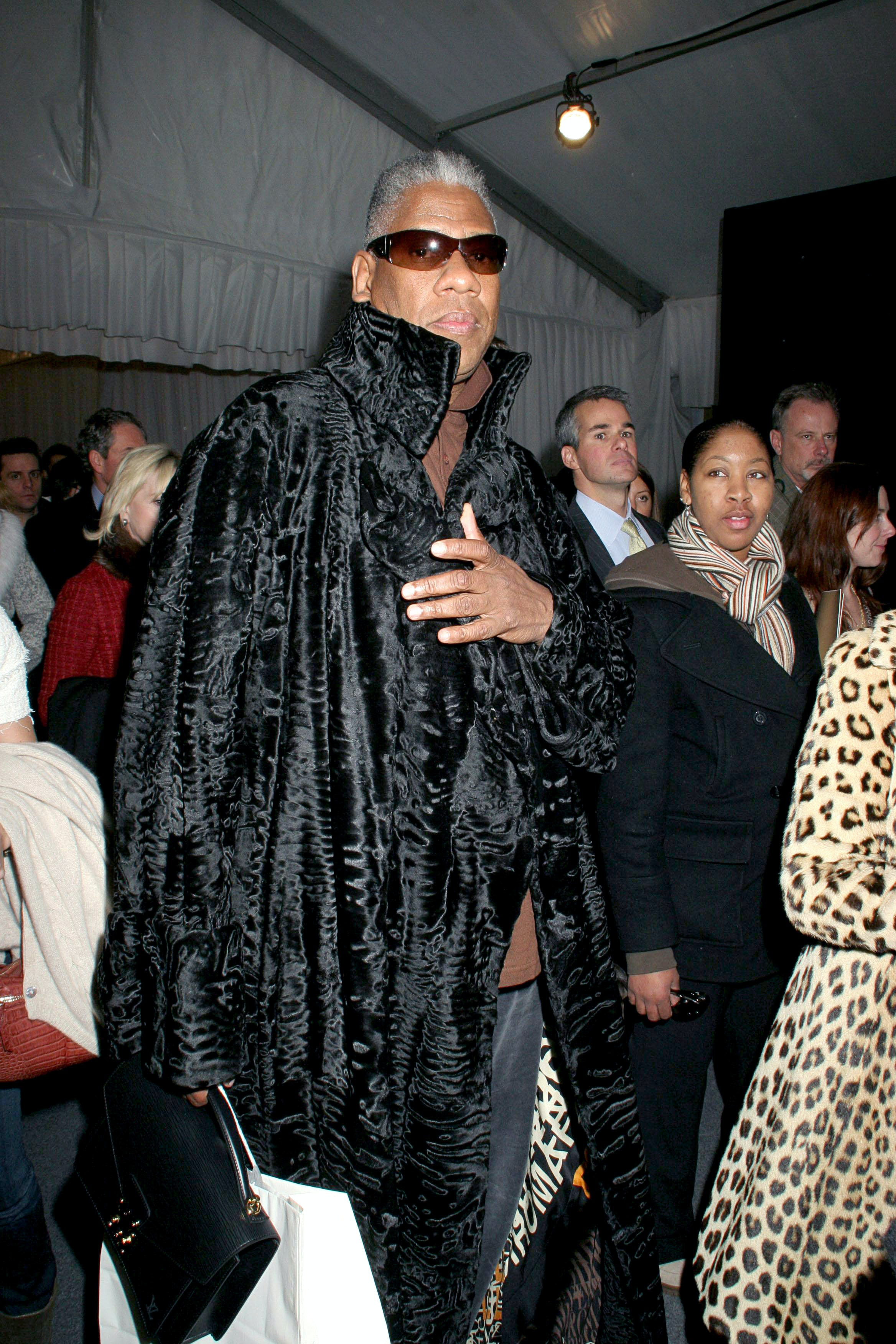 André Leon Talley | Source: Shutterstock