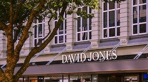 David Jones store   Source: Courtesy