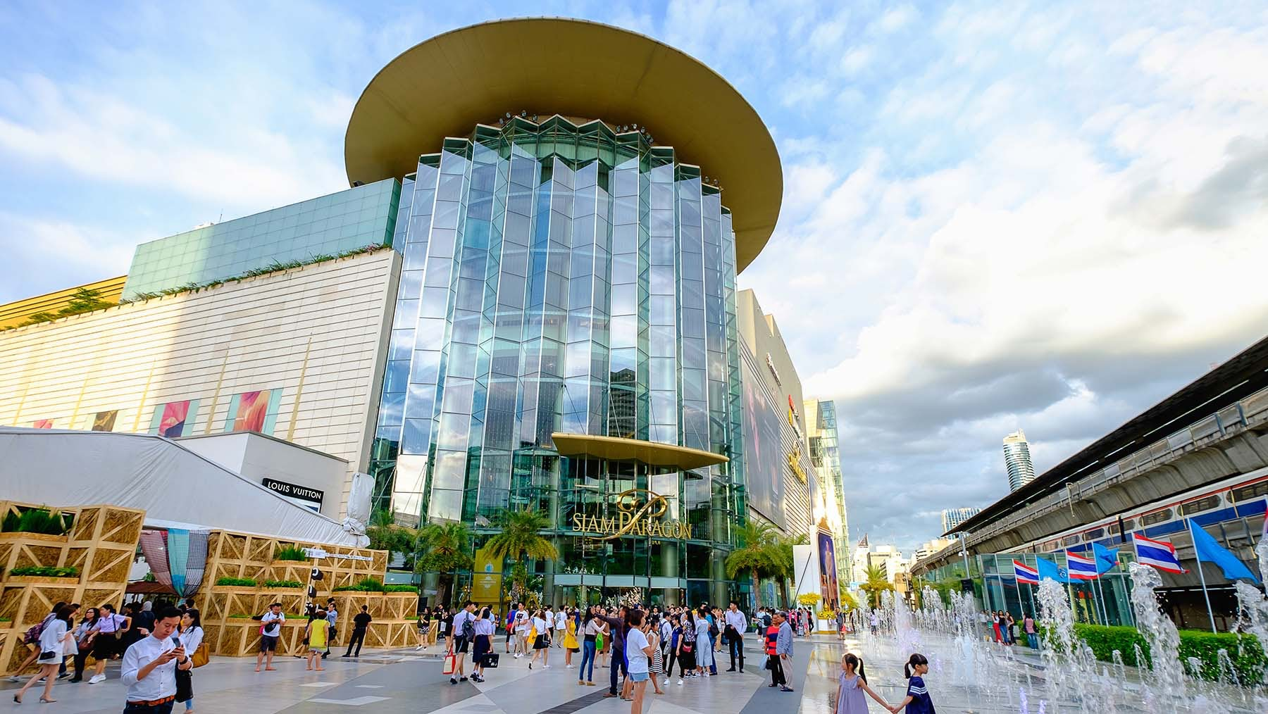 Siam Paragon shopping mall | Source: Shutterstock