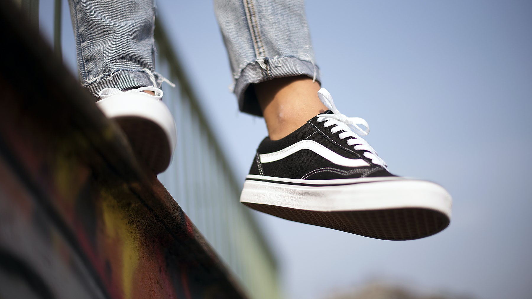 Vans footwear | Source: Shutterstock