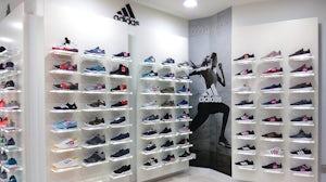 Adidas footwear | Source: Shutterstock