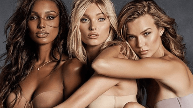 Victoria's Secret Sexy Illusions 2018 campaign | Source: Courtesy