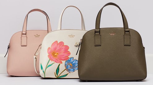 d5758b059c6a Tapestry Beats Sales Estimates on Demand for Kate Spade Bags