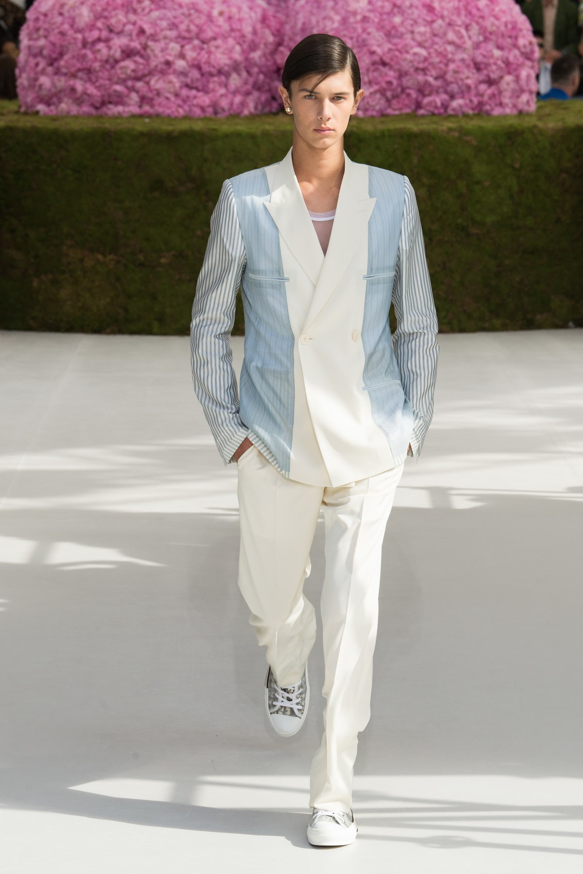 Exploring a Whole New World at Dior Men
