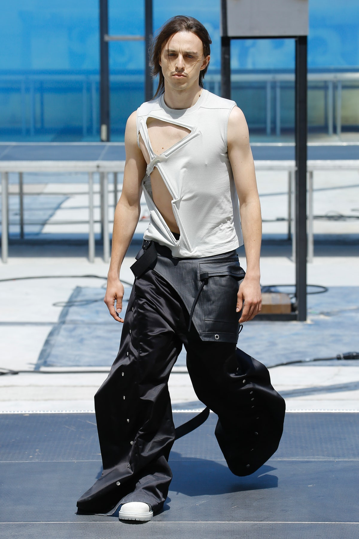 Confusion and Control at Rick Owens