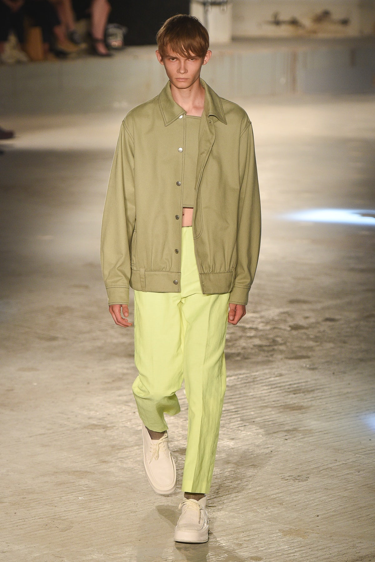 The Morphing of Garments at Acne Studios