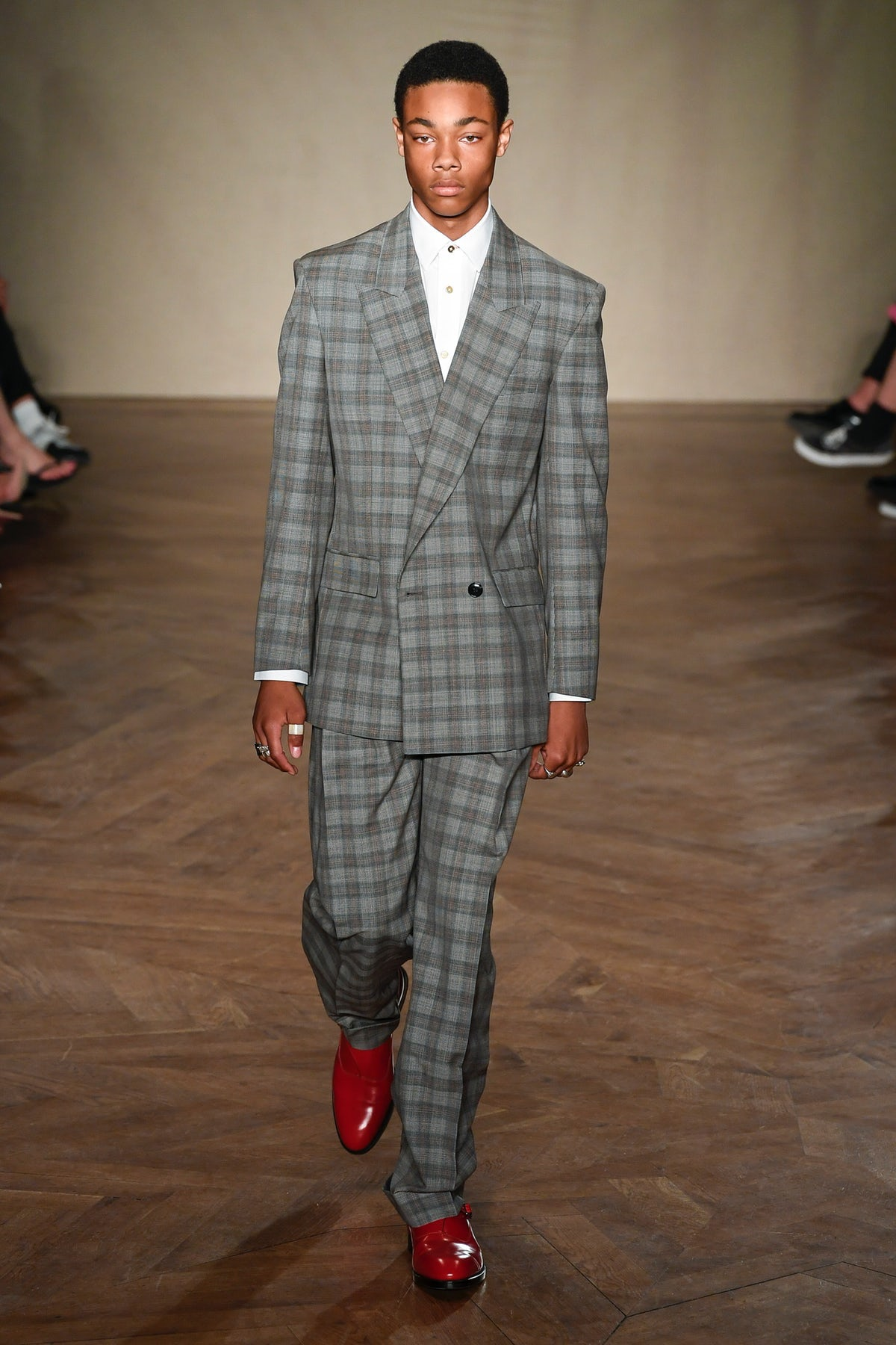 Paul Smith Spring/Summer 2019 | Source: Indigital.tv