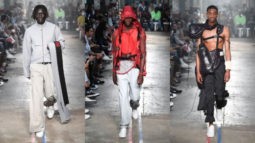 A-Cold-Wall Menswear Spring/Summer 2019