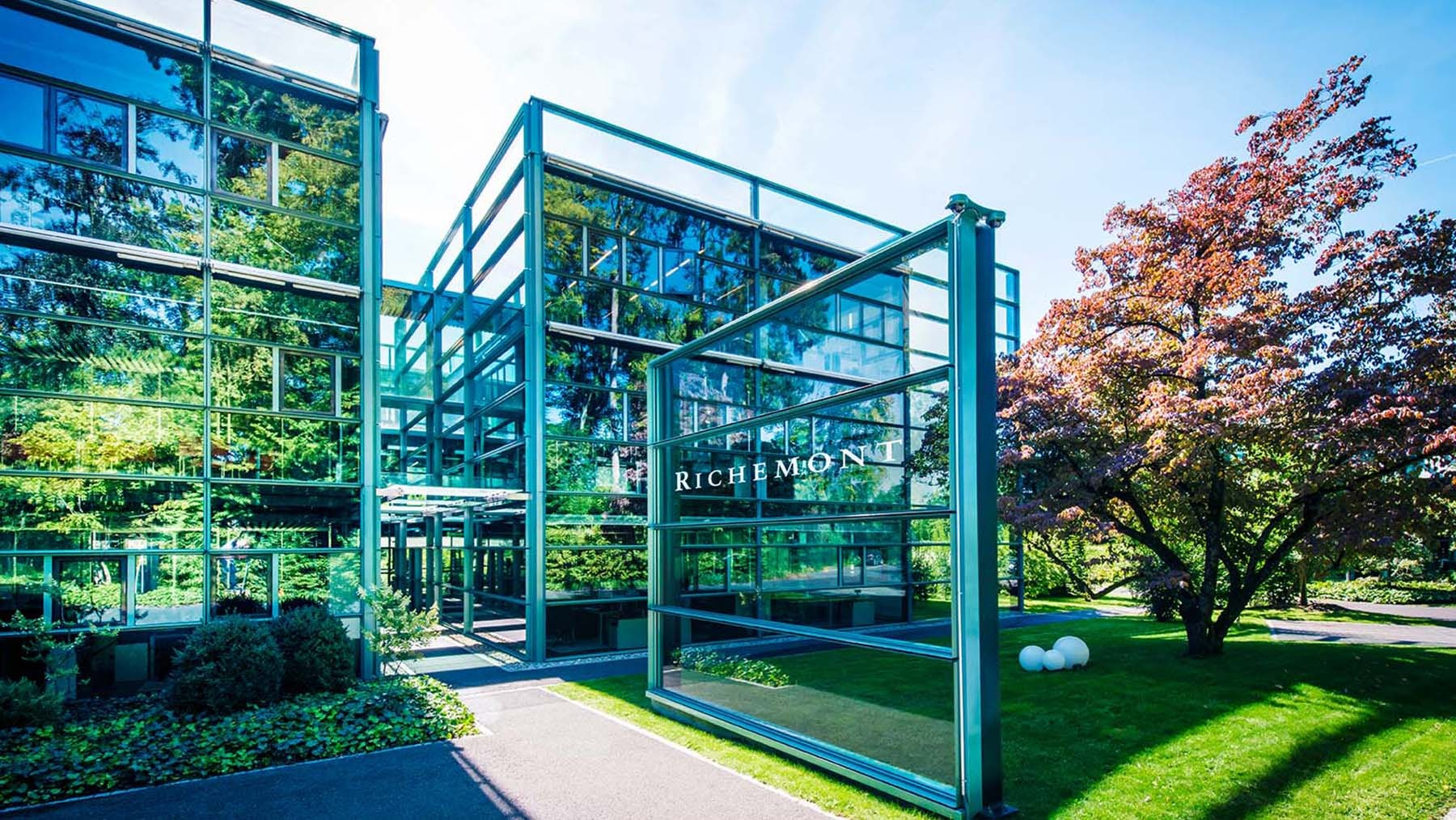 Richemont headquarters in Geneva, Switzerland | Source: Richemont