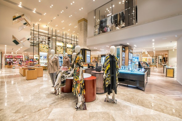 Beymen store in Ankara