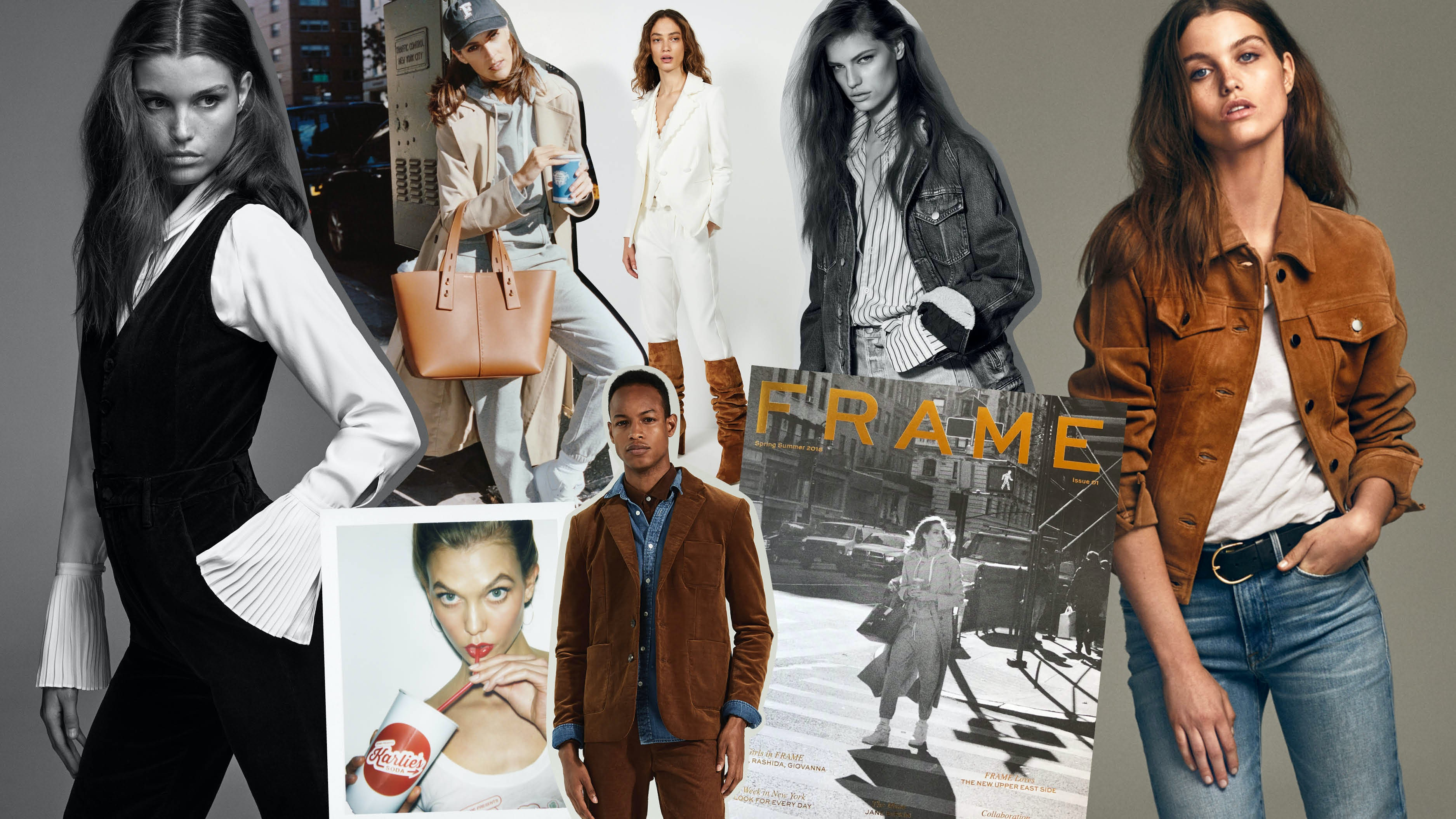 Article cover of Frame Wants to Be the Next Calvin Klein