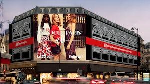 H&M Rue La Fayette flagship store in Paris   Source: Courtesy