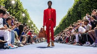 Louis Vuitton Spring/Summer 2019   Source: Peter White/Getty Images