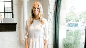 Gwyneth Paltrow at the Goop Dallas pop-up | Source: Amy Karp