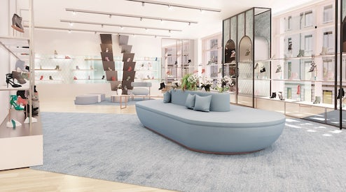 Harvey Nichols Aims to Lure Shoppers