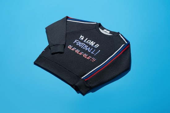 Laroom sweatshirt for Aizel Russian Essentials