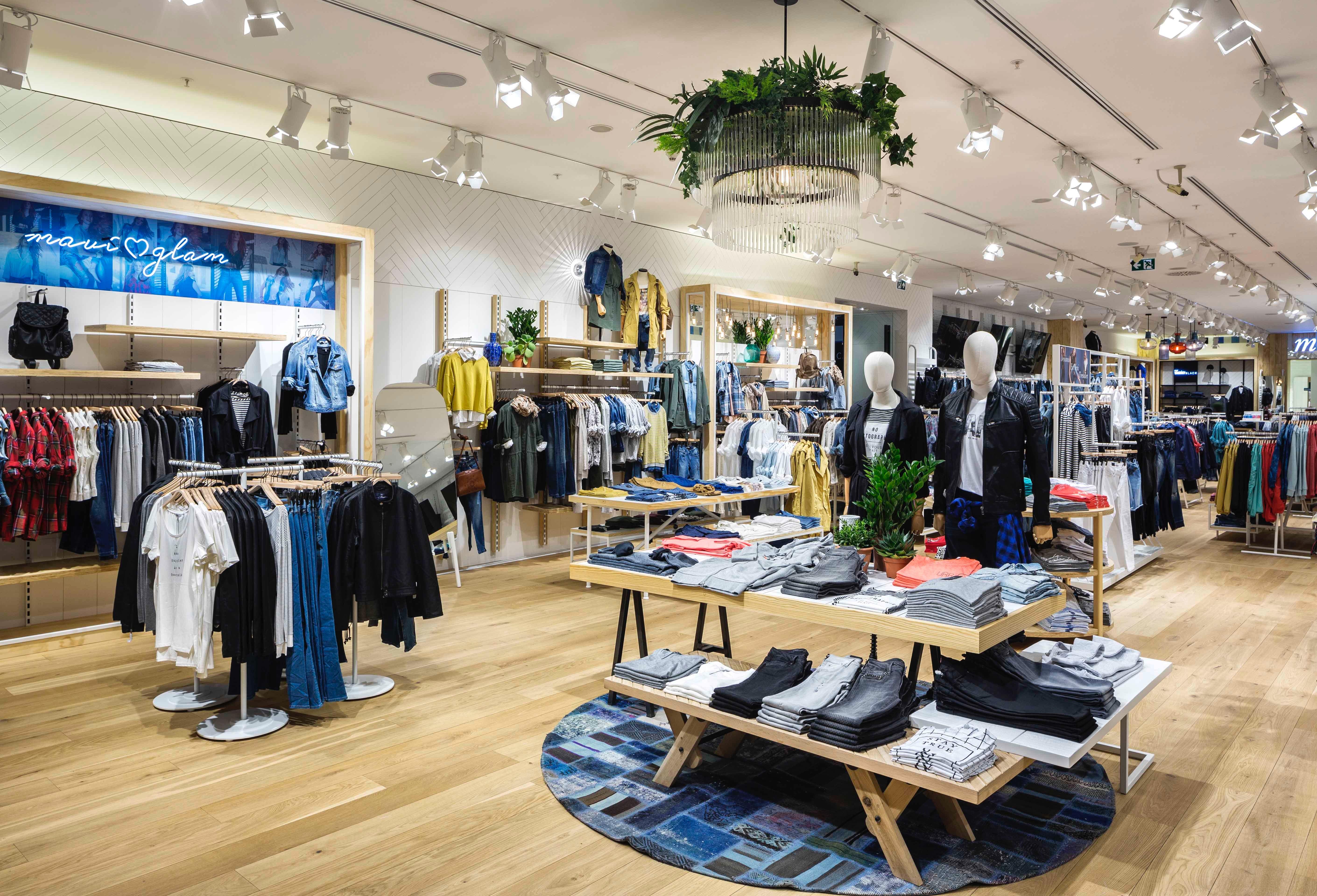 Mavi Jeans flagship in Istanbul
