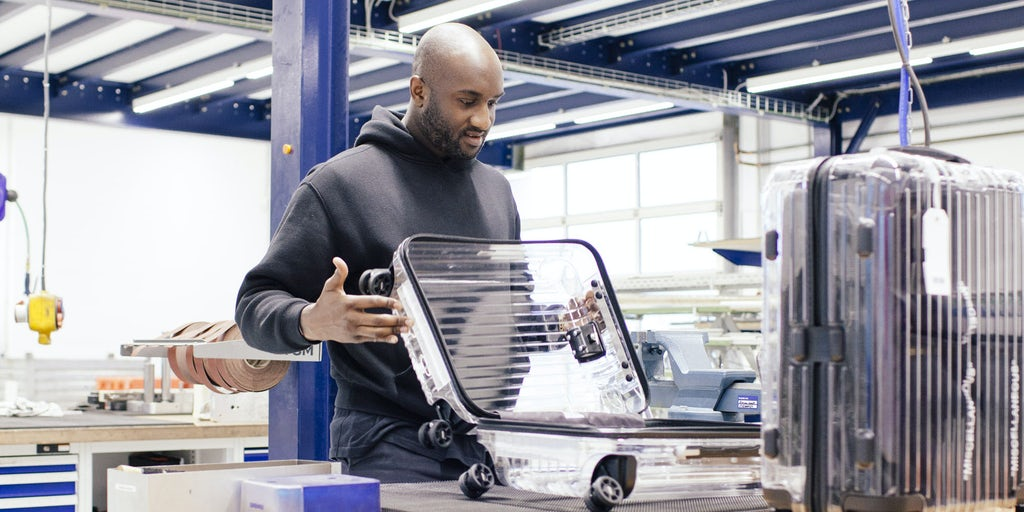 35db669ac98c Inside Rimowa s Off-White Collaboration with Virgil Abloh and Alexandre  Arnault