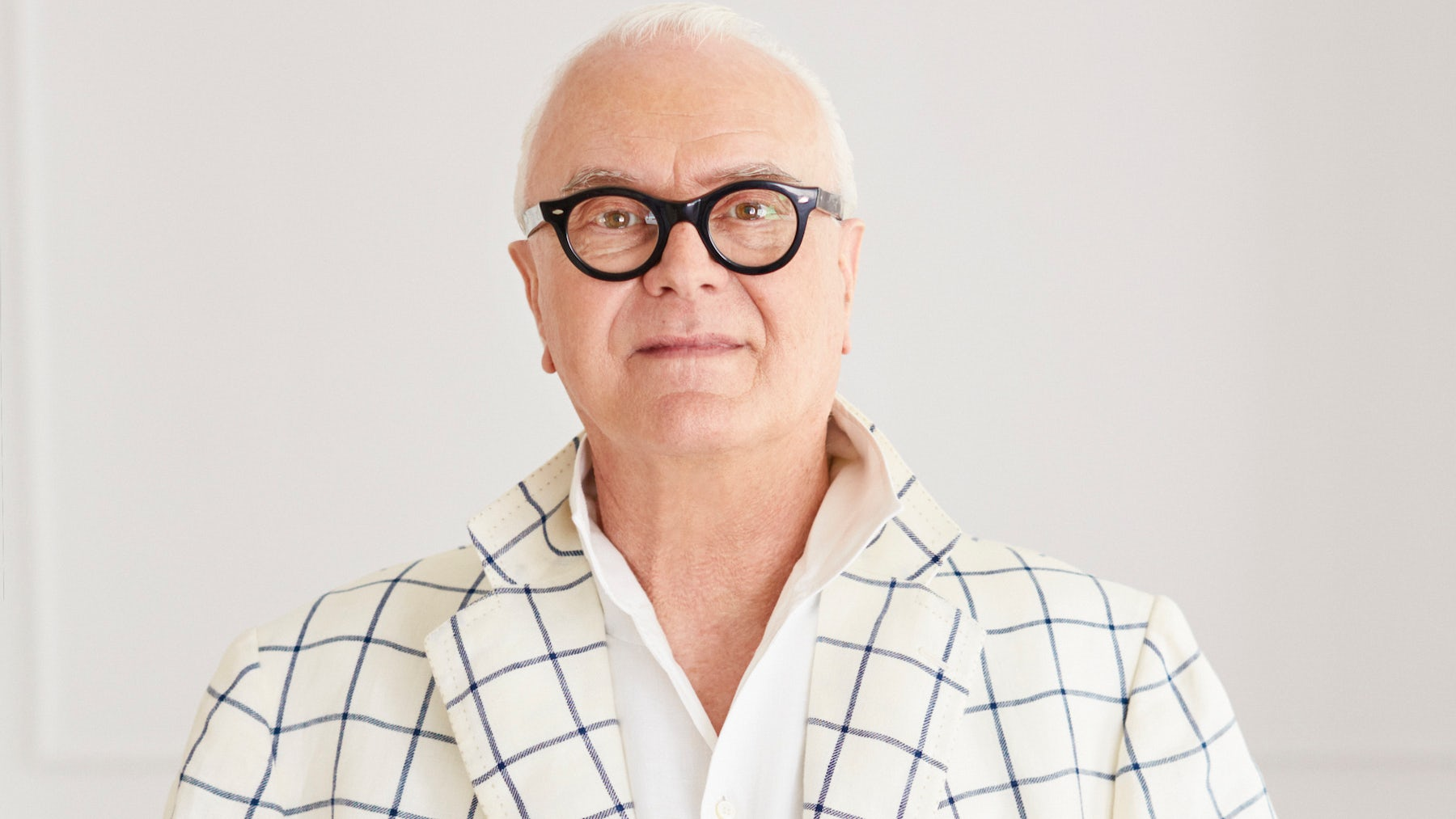 Manolo Blahnik Bets on Men's Shoes