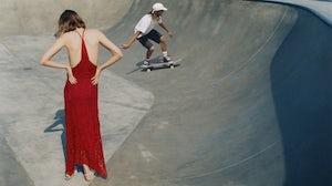 Zara's Skate Park editorial | Source: Courtesy