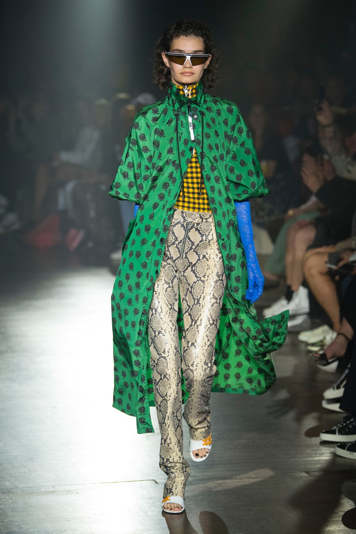 A Cheerful Straightforwardness at Kenzo