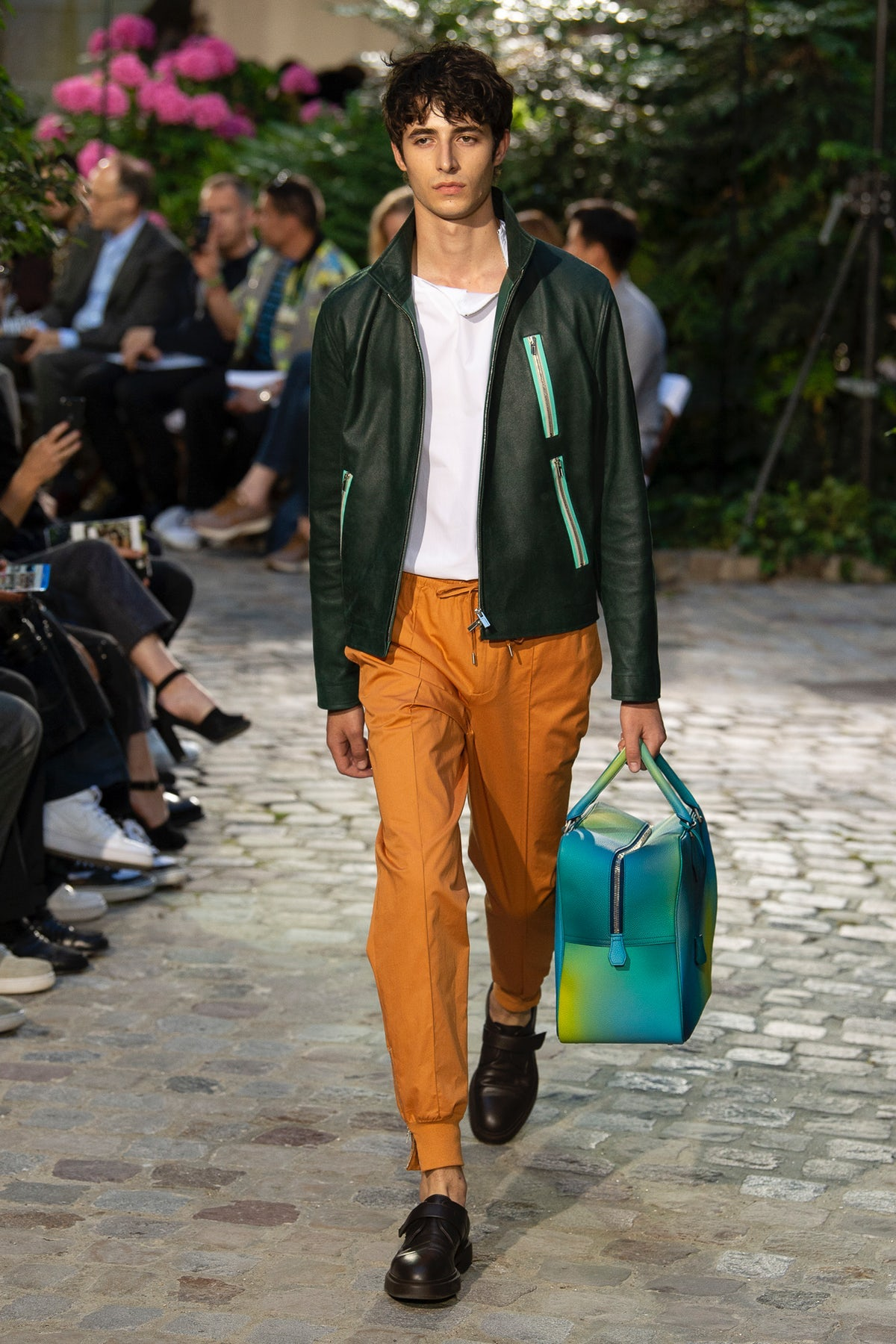Hermès Spring/Summer 2019 | Source: Indigital.tv