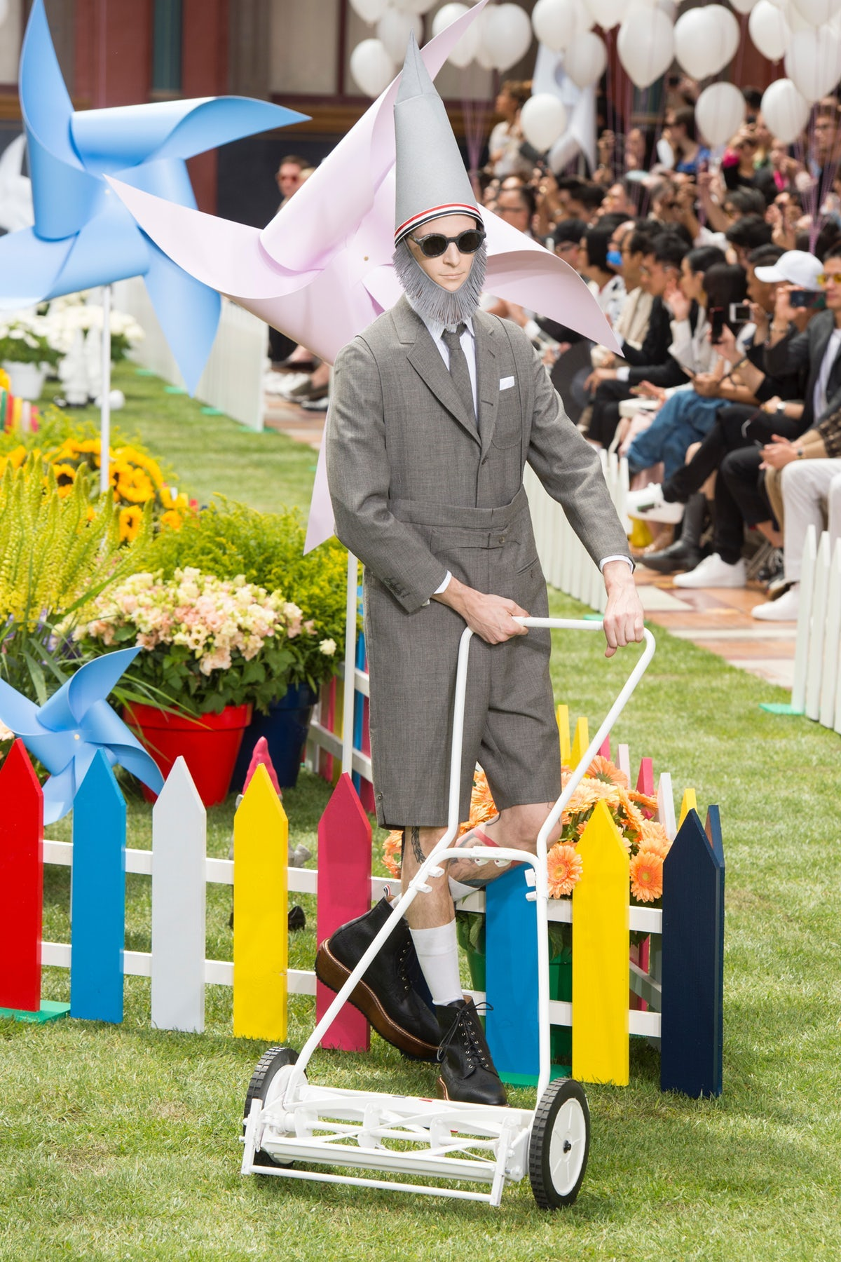 A Play on Proportion at Thom Browne