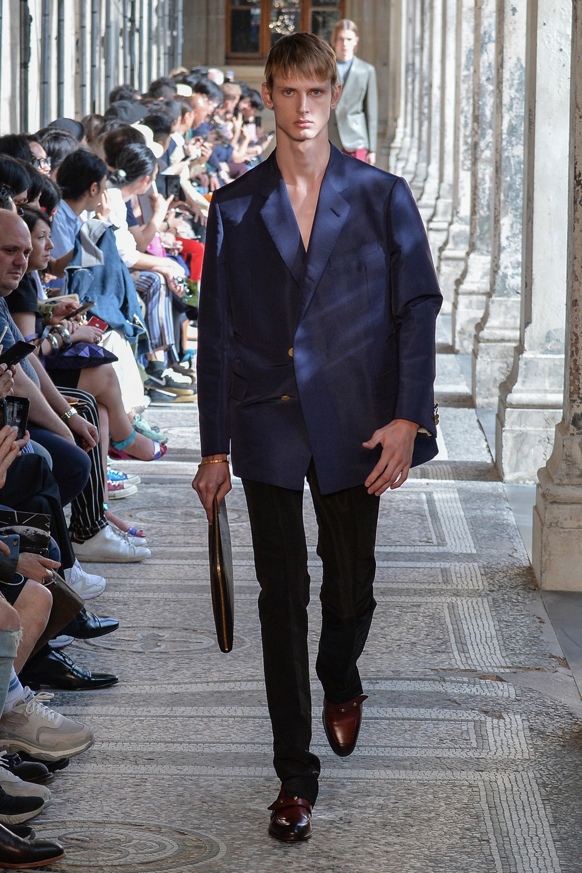 Dunhill's Antidote to Streetwear