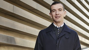 Riccardo Vannetti, chief marketing officer at Salvatore Ferragamo | Source: Courtesy