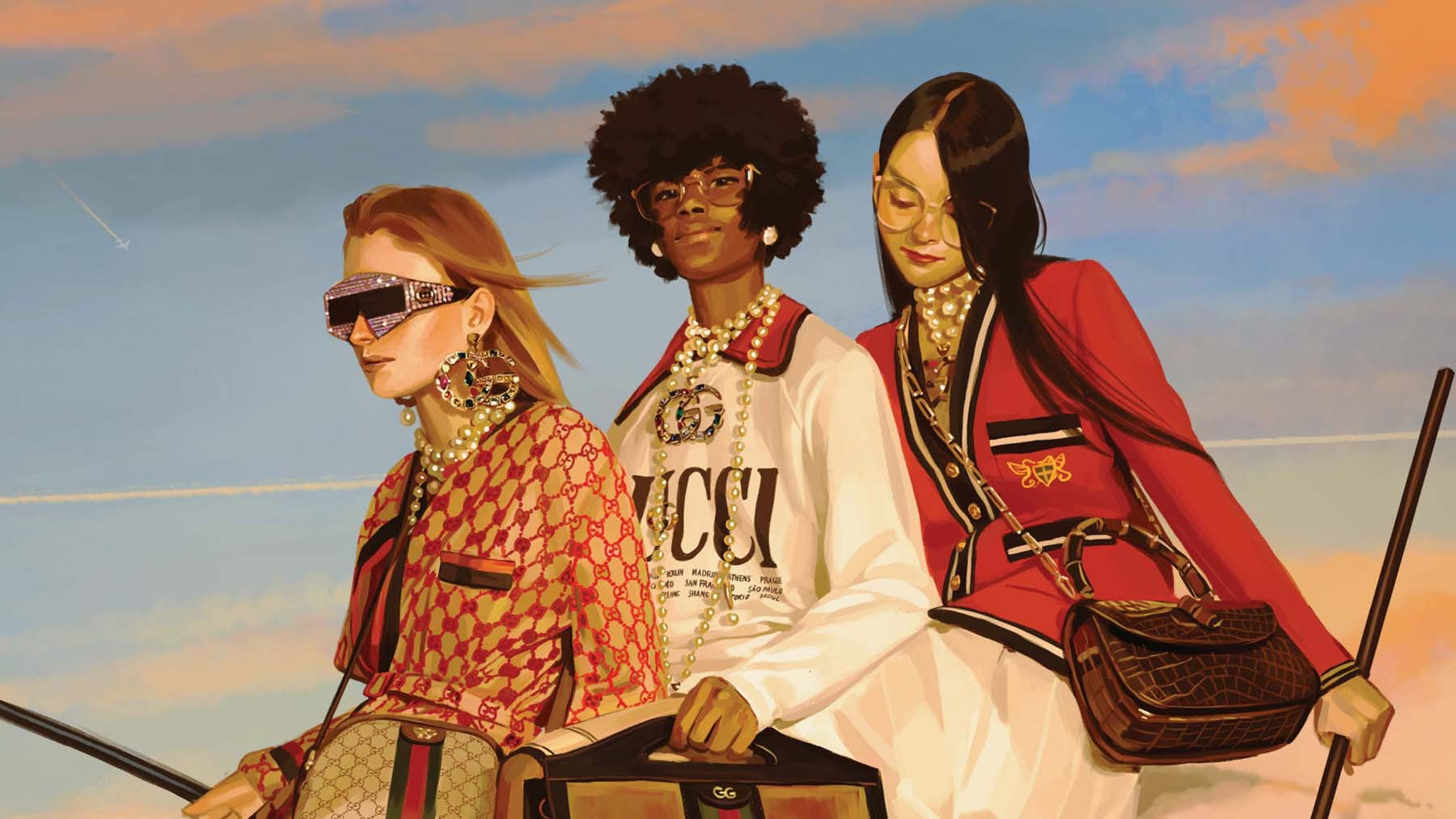 Gucci Aims for €10 Billion Revenue Threshold